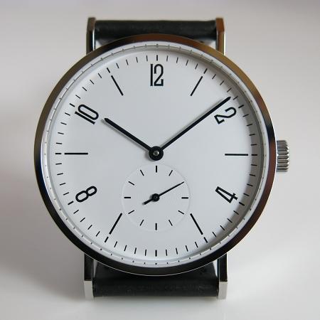 My watch minimalism for Minimal art wrist watch